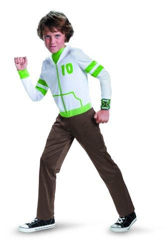 Disguise Boy's Cartoon Network Ben 10 Omniverse Classic Costume, (Ben 10 Costumes For Kids)