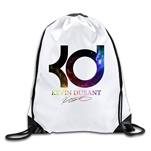 JADR Custom Basketball Kevin KD Durant Stars Posters Comfortable Teenager Travel Bag (Custom Basketball Bags)