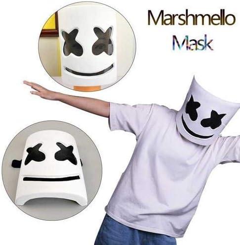 cokeymove Máscara de Fiesta, Festival de música, Peluca DJ máscara ...