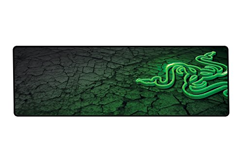 Razer Goliathus Control Fissure - Precision Cloth Gaming Mouse Mat - Professional Gaming Quality - Extended