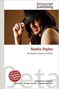 Lambert M Surhone - Nadia Styles