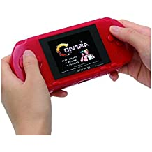 "LINGJIUERJIU 16Bit 999666 In 1 2.7"" LCD Screen Handheld Video Game Console Portable Game Players 100+ games"