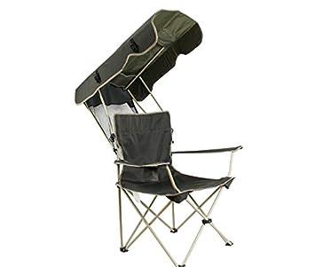 Folding chair Silla Plegable portátil de la sombrilla del ...