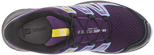 Lilac Black da Running Scarpe Donna Cosmic L39068000 Salomon Trail Pale Purple IzvqEwEx5