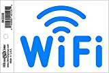 Self Adhesive Wifi Decal ()