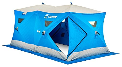 Clam Outdoors 10136 Big Foot XL6000T Garage Ice Fishing S..  sc 1 st  Nextag & Clam screen tent | Compare Prices at Nextag