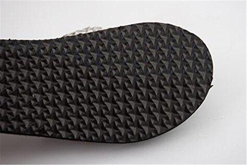Boowhol - Sandalias de Material Sintético para mujer negro negro negro