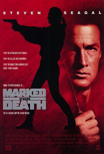 Marked For Death Poster Movie 27 X 40 In 69cm X 102cm Steven