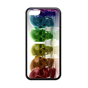 Fashion Cool Skull Phone Case for iPhone 5 5s