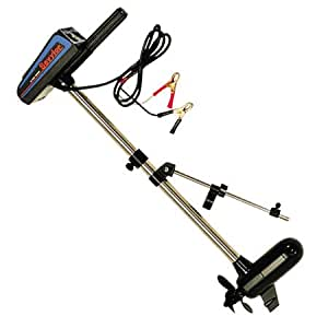 Sevylor electric trolling motor for small for Electric trolling motor accessories