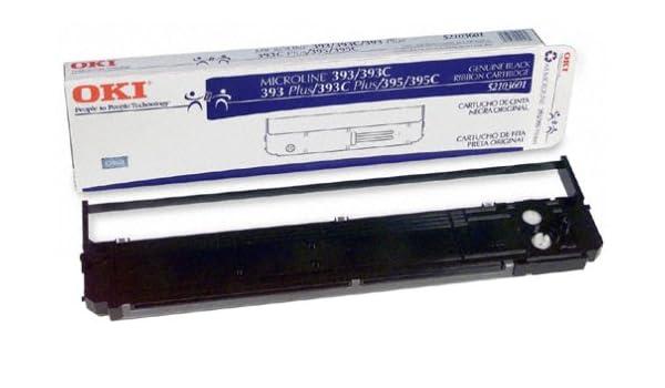 OKI Ribbon ML393 cinta para impresora - Cinta de impresoras ...
