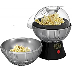 Star Wars Death Star Popcorn Maker - Hot Air Style with Removable Bowl