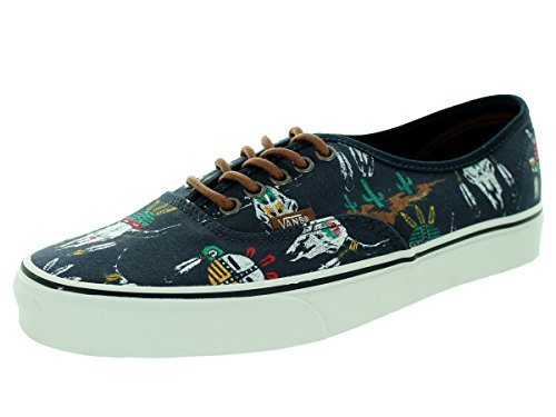 Blue Graphite Desert Authentic Tribe Vans wpvqn
