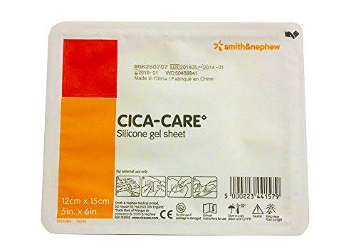 cica care gel sheet instructions