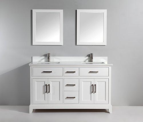 Vanity Art Inch Bathroom Vanity Set With Super White Phoenix - 41 inch bathroom vanity