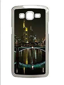 Samsung G7106 CaseFrankfurt Skyline PC Custom Samsung G7106 Case Cover Transparent