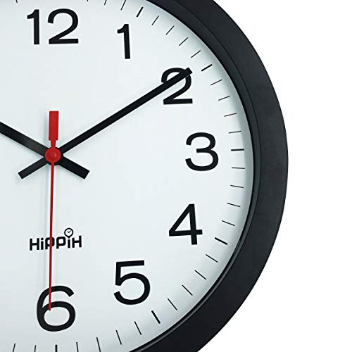 Buy extra large wall clocks battery operated