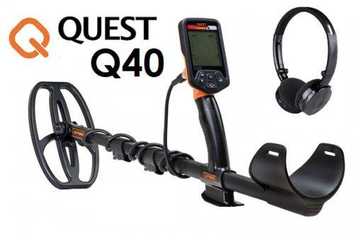 Metal Detector Gold Münzen Metal Detector Quest Q40 Q 40 Gold Münzen