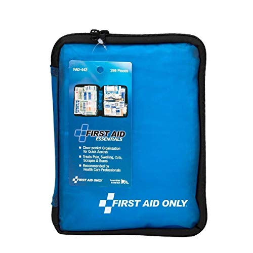 41NF4iLYTZL - First Aid Only 299 Piece All-Purpose First Aid Kit, Soft Case