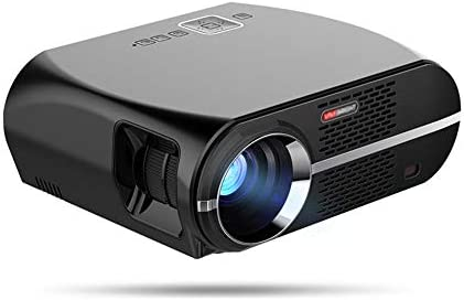 GonFan Home Theater Portátil 1080P HD LED Proyector LCD 3500 ...
