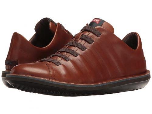 Camper(カンペール) メンズ 男性用 シューズ 靴 スニーカー 運動靴 Beetle - 18751 - Medium Brown [並行輸入品] B07C8KT3XK