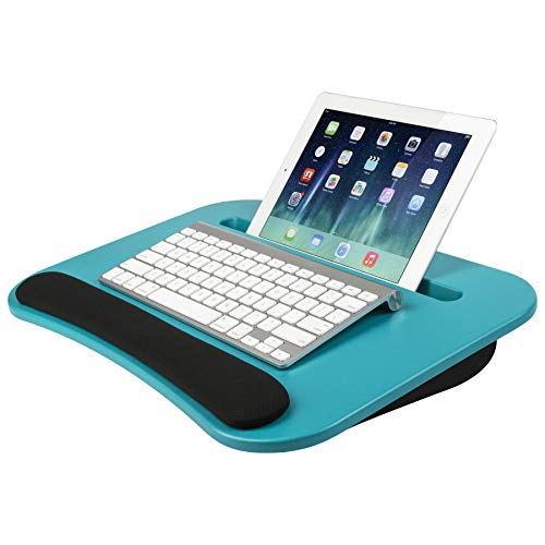 - LapGear eDesk Lap Desk - Turquoise (Fits up to 10.1