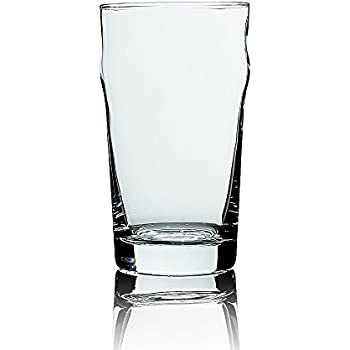 d69f770cc11 British Style Imperial Pint Glass with Etched Seal - Set of 4 - Gift Boxed  KegWorks 14UNB-4-AMA
