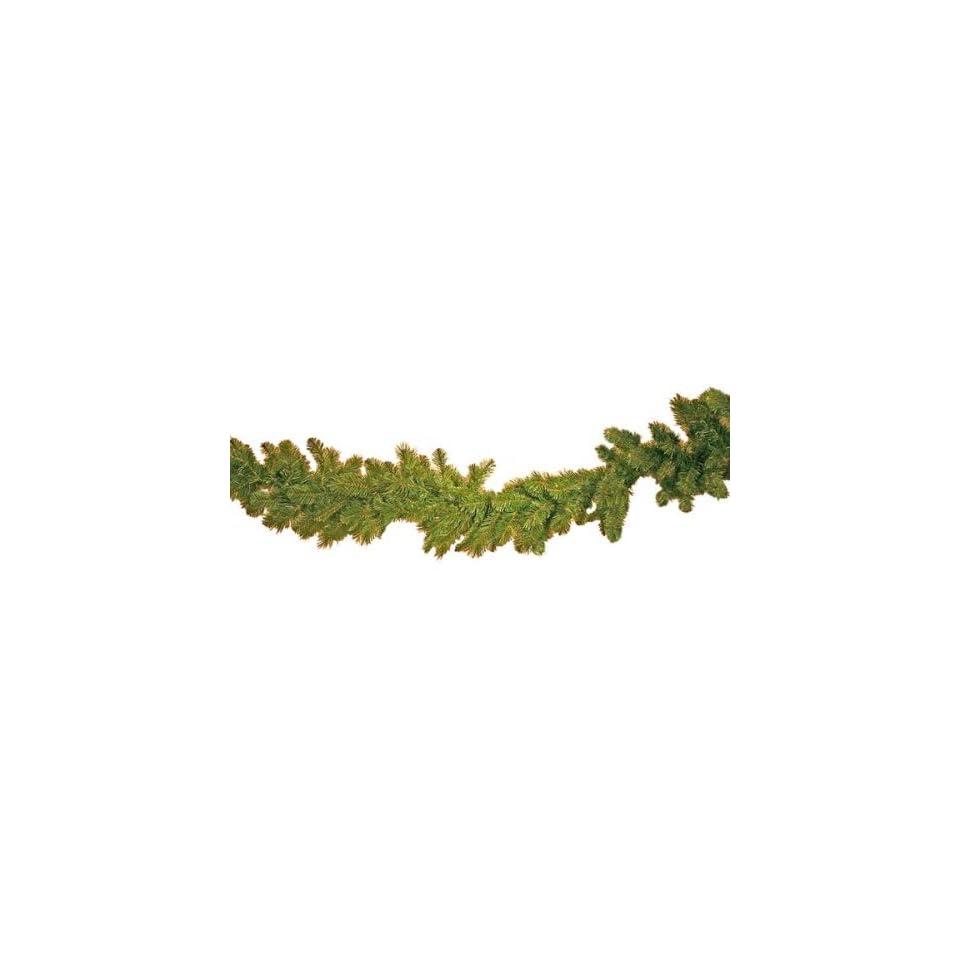 Good Tidings ED 505 912 Artificial Eddington Spruce Christmas Garland 9 Feet Long