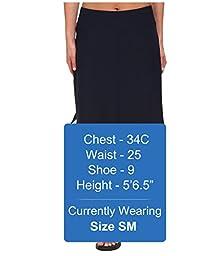 Lucy Women\'s Vital Skirt Lucy Navy Skirt MD