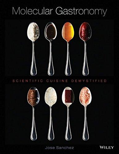 Molecular Gastronomy: Well-organized Cuisine Demystified