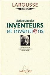 Dictionnaire des inventeurs et inventions