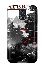 Galaxy S5 Case, Premium Protective Case With Awesome Look - Betrayer