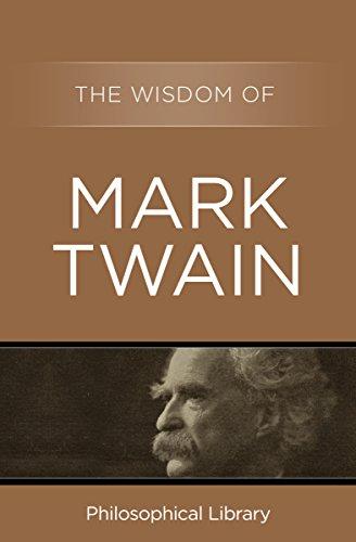 The Wisdom of Mark Twain cover