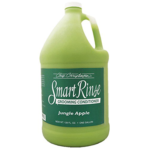 5. Chris Christensen Smart Rinse Jungle Apple Gallon Conditioner - Best Shampoo for Skin Irritation Control