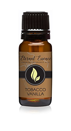 Tobacco Vanilla Premium Fragrance Oil - Scented Oil - 10ml Candle Ring Cream