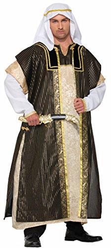 Sultan Aladdin Costume (Forum Desert Sheik Aladdin Sultan Standard (Std))