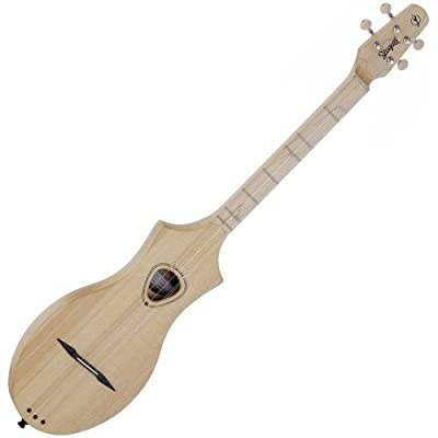 Seagull 039227 Merlin Spruce SG Dulcimer 4-String Diatonic Instrument