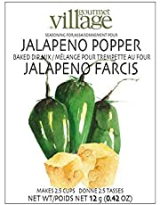 Gourmet du Village DIP Recipe Box Jalapeno Popper, 12 Grams
