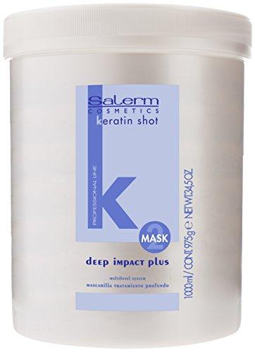 Salerm Keratin Shot Deep Impact Mask Plus 1000ml