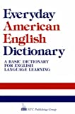 Everyday American English Dictionary, Spears, Richard A., 0832503398