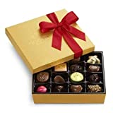 Godiva Chocolatier Assorted Chocolate Gold Gift