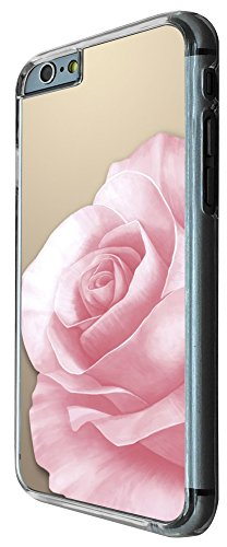 294 - Shabby Chic Floral Pink Rose Design iphone 6 6S 4.7'' Coque Fashion Trend Case Coque Protection Cover plastique et métal