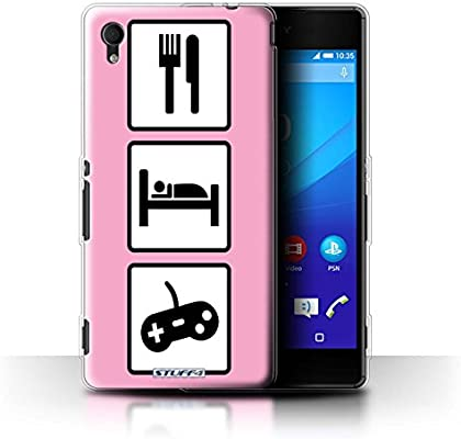 STUFF4 Phone Case/Cover/Skin/sxpm4aq-gc/comer/sueño colección Game ...