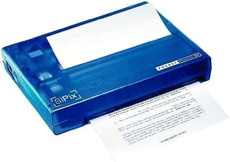 Amazon.com: Sipix A6Palm Impresora de bolsillo, Azul ...