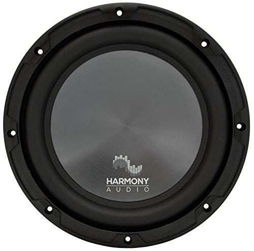 """Harmony Audio HA-R104 Car Stereo Rhythm Series 10"""" Sub 500W Single 4 Ohm Subwoofer"""
