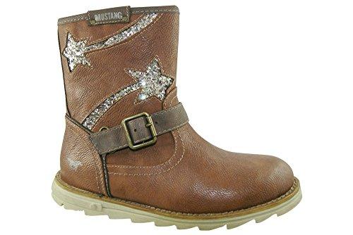 Mustang Shoes, Mädchen Stiefel & Stiefeletten  * Braun