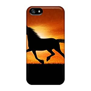 LightTower Case For Iphone 5/5s With Nice Running Horse Appearance