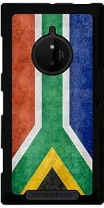 Funda para Nokia Lumia 830 - Sudáfrica Bandera Retro by BruceStanfieldArtist