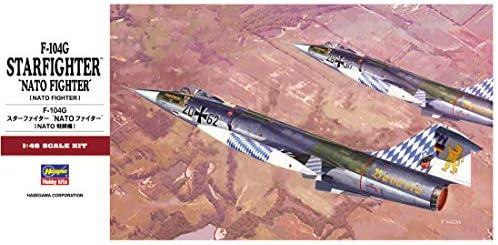 ハセガワ 1/48 F-104G スターファイター NATO ファイター #PT20