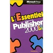 l'essentiel publisher 2000 (poche)